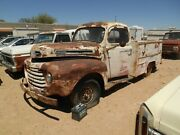 1948 Ford Pickup Parts Only No Title