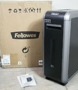 Fellowes Powershred 125ci Commercial 20-sheet Cross Cut Shredder Home And Business