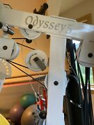 Tuff Stuff Odyssey 5 Home Gym With Leg Press 200lb Weight Stack
