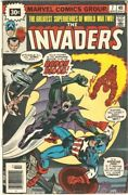 Invaders 7 30 Cent Price Variant First App. Baron Blood, Union Jack 🔑