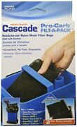Penn Plax Pro-carb Filter Bags For All Canister Filters – Filled With Activat...