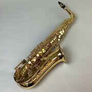 Used Alto Saxophone Yamaha / Yas-280 Stable Pitch And Operability Free Shipping