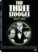 The Three Stooges The Complete Dvd Collection