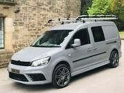 Vw Caddy Front Bumper Rear Bumper Side Skirts And Spoiler Body Kit