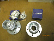 Jaguar Mk2 V8-250 E-type Series 1/2 Front Hubs For Wire Wheels And Bearings