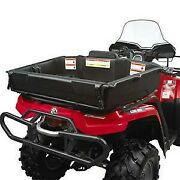 Can-am Rear Cargo Box For Outlander Max 2006-12 And 2013-14 W/400 Engine