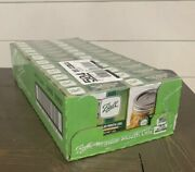 Ball Regular Mouth Canning Lids 4 Boxes Of 12 48 Lids Mason New Factory Sealed