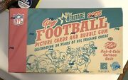 2005 Topps Heritage Football Factory Sealed Hobby Box Aaron Rogers Rookie