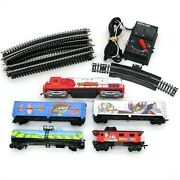 Disney Toy Story 2 Electric H.o. Scale Train Set Collectors Edition As-is Read