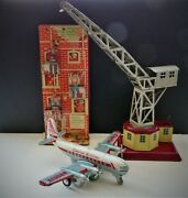 Rare Antique Lot Of Tin Toys From Germany,japan,usa.