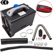 Air Diesel Heater 12v 8kw One Hole All In 1 For Cars Boats Motorhomes Forklift
