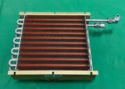 Thermatron Engineering 31121000 Heat Exchanger W/ Ss Tubes And Copper Fins 3803