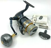 Shimano 09 Twin Power Sw 4000xg Spinning Reel W/yumeya Handle Excellent+【dhl】
