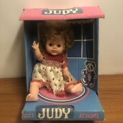 Vintage Jolly Doll Judy - New In Box - Jolly Toys Dress Up Toy