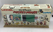 Lionel Modern 6-9667 Mickey Mouse Express Snow White High Cube Box Car 1977 Mint