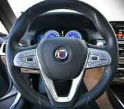 Bmw Oem G11 G12 7 Series 2016+ Alpina B7 Steering Wheel Only Leather Brand New