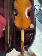 Violin Full Size 4/4 With Bow And Case 3850 In 2014
