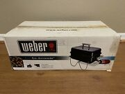 Weber Go Anywhere Portable Gas Bbq Grill For Camping Tailgating