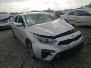 Passenger Front Door Sedan Without Automatic Up And Down Fits 19 Forte 2396957
