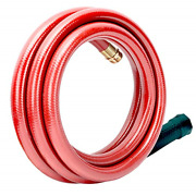 Solution4patio Homes Garden 3/4 In. X 10 Ft. Short Hose Male/female Lead-hose