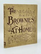 Palmer Cox / The Brownies At Home 1st Edition 1893