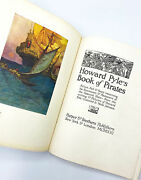 Merle Johnson / Howard Pyleand039s Book Of Pirates 1921