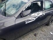 11-18 Chrysler 300 Oem Driver Left Front Door Assembly Painted Gray