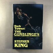 The Gunslinger By Stephen King First Edition, Grant 1982, Hardcover In Jacket