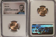 2017 D Lincoln Shield Cent 1c Ngc Ms 69 Rd Lincoln Label