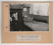 Forensics Photography / Crime Scene And Accidental Death Photo Archive 1954