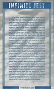 David Foster Wallace / Infinite Jest An Excerpt 1st Edition 1996
