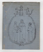 Folk Books / Four Handmade Journals From The 1920s Presented To Florence Mary