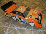Custom Works Rocket 3 Late Model Roller Dirt Oval Rc Car Tag Sprint Modified