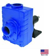 Centrifugal Pump - Commercial - Belt Or Direct Drive - 6000 Gph - 1.5 Ports