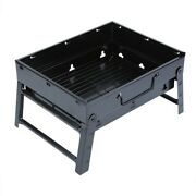 Mini Barbecue Grill Fold Portable Outdoor Charcoal Grill Party Garden Bbq Kebab