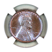1911-d Ms66 Bn Ngc Lincoln Wheat Penny Superb Registry Quality Collection