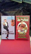 Jim Stafford Lot Kick Up Your Heels And This Gift's For You Vhs Branson Christmas