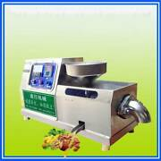 Commercial Electric Oil Press Machine Automatic Screw Peanut Oil Expeller Dh-50