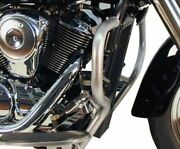 Kawasaki Vn900 Classic/vulcan From 2006 Engine Guard - Chrome Hepco And Becker