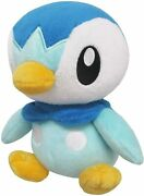 Pokemon Plush Doll All Star Collection Piplup Japan New Pocket Monster