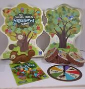 The Sneaky Snacky Squirrel Board Game Educational Insights 100 Complete Great