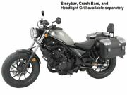 Honda Cmx500 Rebel Panniers Stryaker And C-bow Kit By Hepco And Becker From 2017