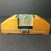 Bausch And Lomb Optical Co Specimen Dissecting Slide Preparation Microscope