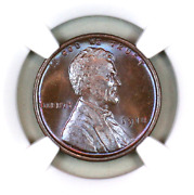 1918-p Ms65 Bn Ngc Lincoln Wheat Penny Superb Registry Quality Collection