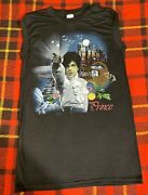 1985 Ched Vintage And The Revolution World Tour Sleeveless T-shirt New M