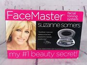 Suzanne Somers Facemaster Platinum Facial Toning System Free Fast Shipping