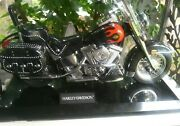 🔥🔥🔥 Harley- Davidson Telephone 1994 Edition With Sound Trax Technology 📞📞📞