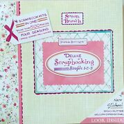 New Deluxe Scrapbooking Spring Summer Fall Winter By Susan Branch Rare