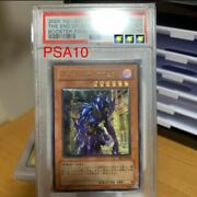 Yu-gi-oh Card Psa10 Gem Mint The End Of Anubis Relief 2001 Ultimate Rare