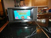 Rare Audiovox Pvs21090 9 Lcd Tv With Dvd/cd Player Tv Tested Wrks Grt Dvd No